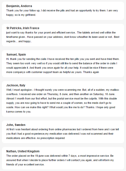 Canadian-pharmacy-24.com Customers Report