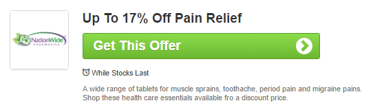 Nationwidepharmacies.co.uk Discount Offer
