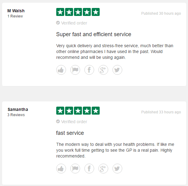 Nationwidepharmacies.co.uk Reviews 2017