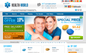 Canadianpharmac.net Home Page