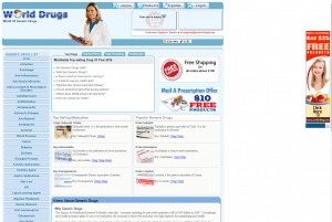 World-Drugs.net Home Page