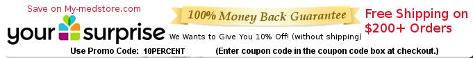 My-medstore.com Free Shipping Offer