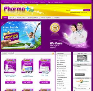 Home Page of Pharmaplusplus.com