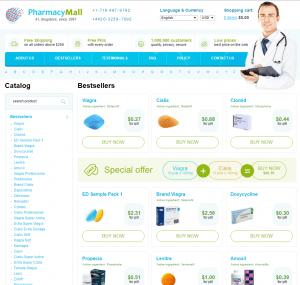 OnlinePillrx.com Front