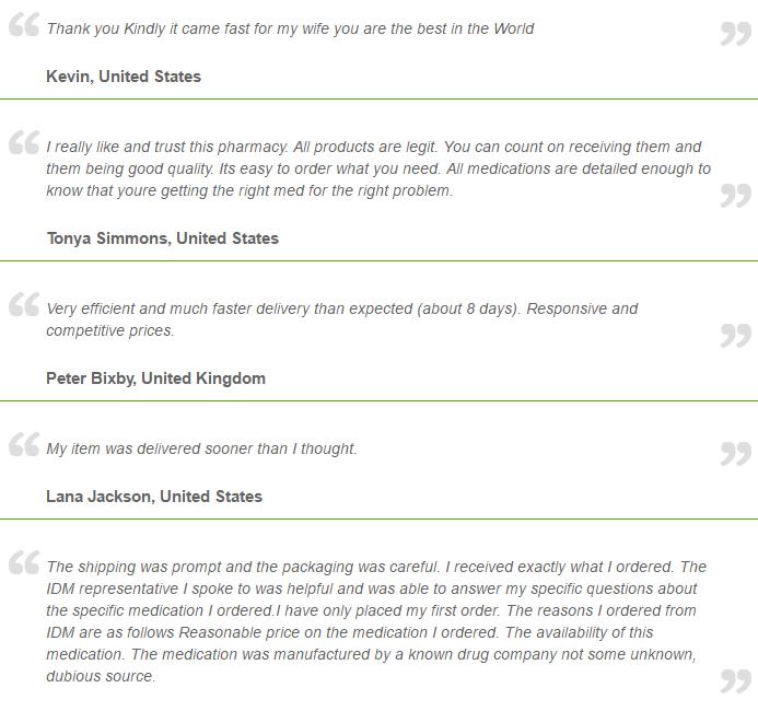 InternationalDrugmart.eu Reviews