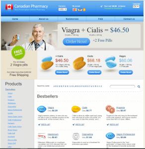 Top-Med-Store.com Design