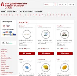 New-Qualitypharm.com Home