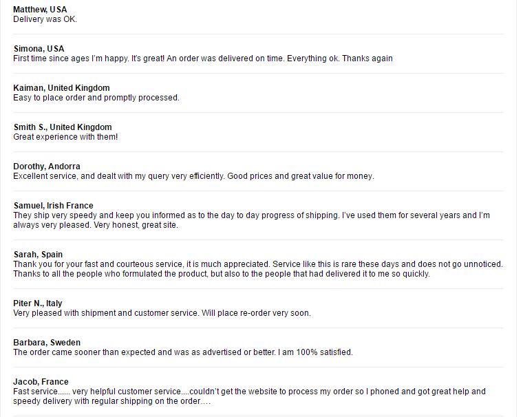 Pharma Polis Reviews