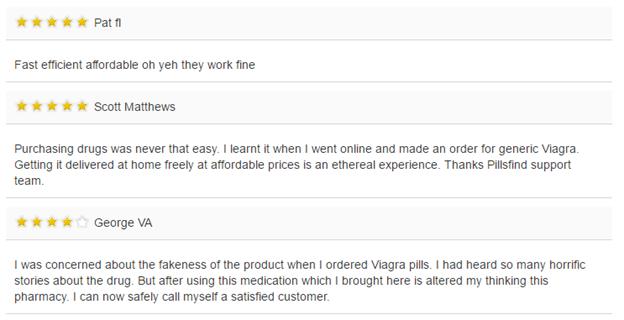 Pillsfind Reviews