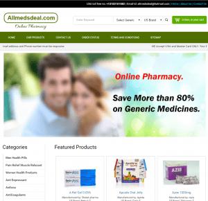 Allmedsdeal.com Home