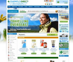 Pharmplexdirect.com looks great
