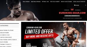 Euroking-Gear.com Home