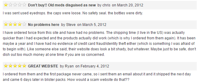 Buy-Pharma.co Reviews