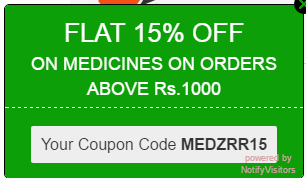 Discount Offer by MedzStore.com