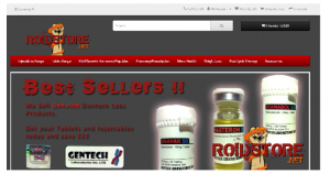 Home Page of Roidstore.net
