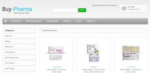 Buy-Pharma.co Design