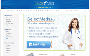 The Main Page of Drugs-Med.com