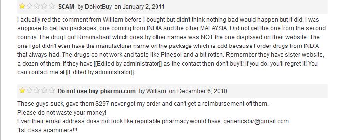 Buy-Pharma.co Reputation Compromised!