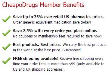 Best Deals for CheapoDrugs.com on the Internet