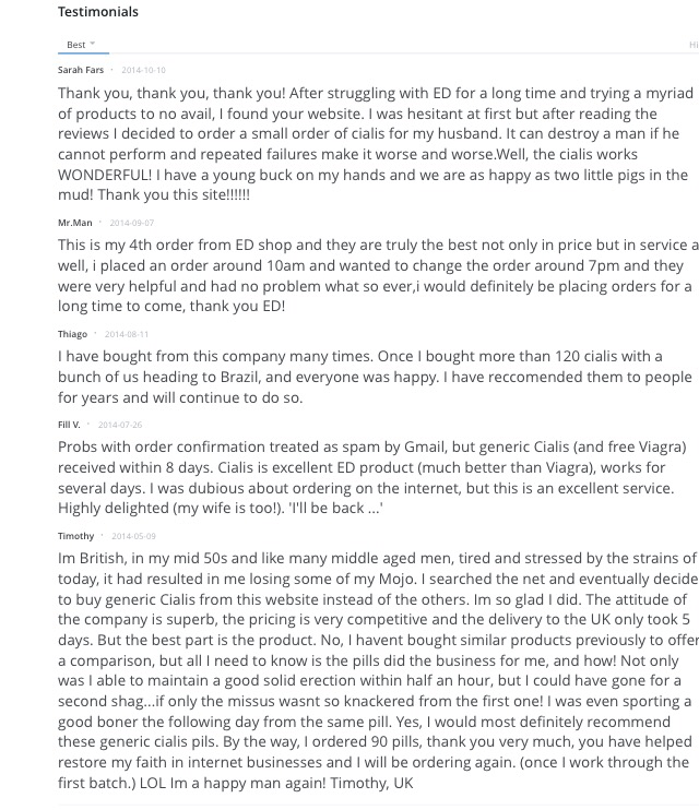 Canadian-pharmacy-exp.net Reviews