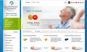euro-shelf.com Home Page