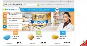 Big-ed-sale.com Home Page