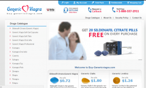Buy-genericviagra.com Design