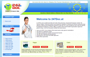 Home Page of 247doc.at