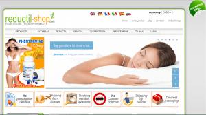 Reductil-Shop.com Home