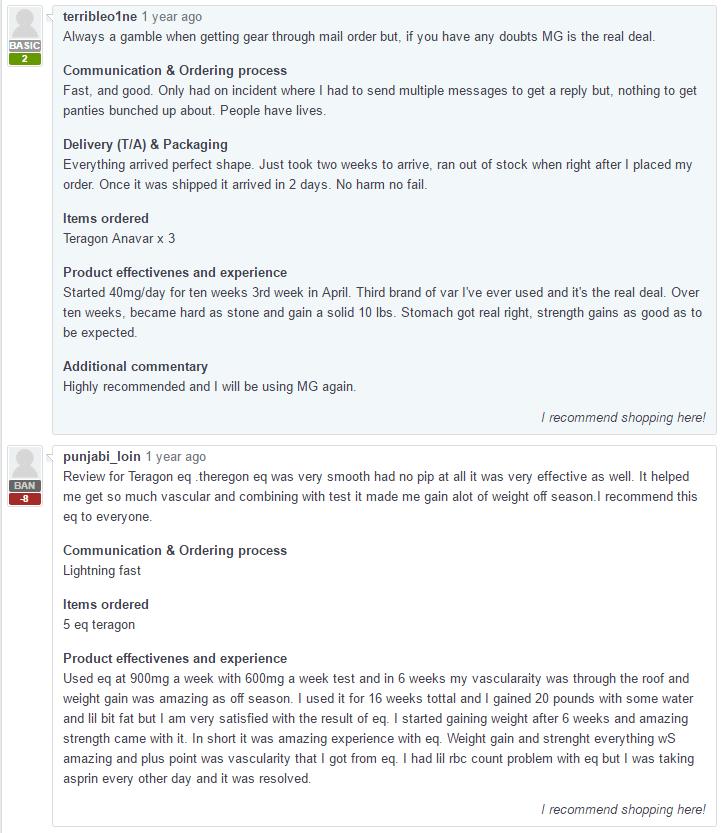 Muscle-Gear.net Reviews