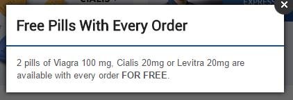 Free Pills Offer on Safe-online-pharmacy
