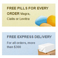 Free Pills Offer on Xanadu-Games