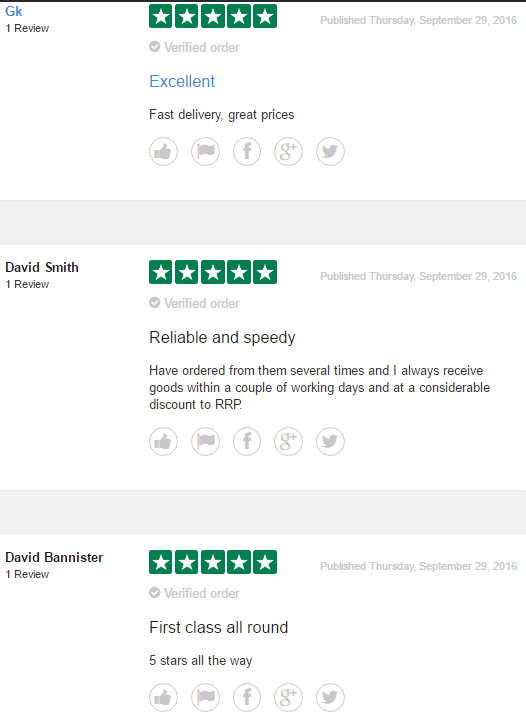 Pharmacyfirst Reviews 2016