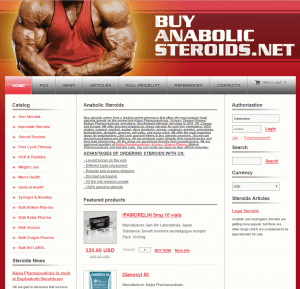 Home Page of Buyanabolicsteroids.net