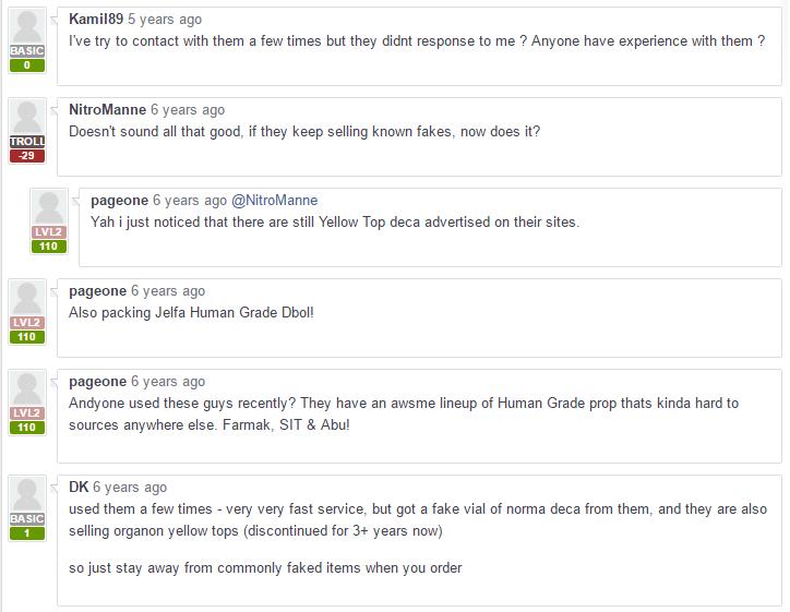 Shopmusclefit.com Reviews