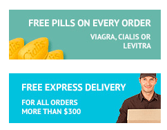Free Airmail Delivery for All Orders Above $300 on Good-Drugs.com