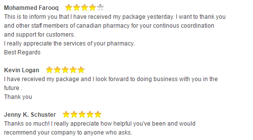 My Re Order Reviews