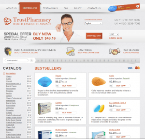 Home Page of Buyeuropharm.com