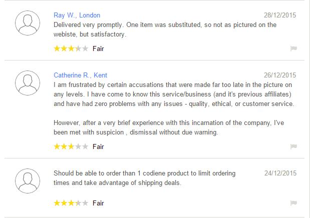 Chemist 4 U Reviews