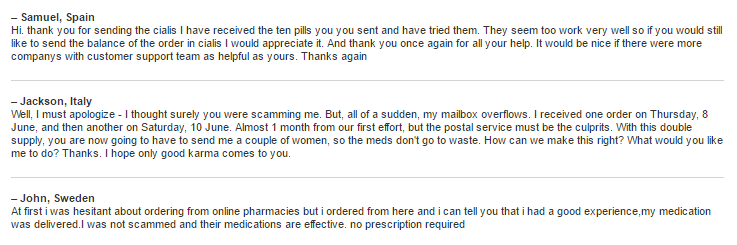 Pharmacy-Tabs-Online.com Reviews
