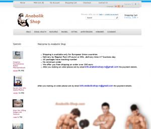 Anabolik-shop.com Home