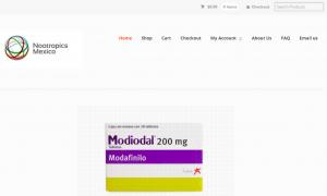 Nootropicsmexico.com Design