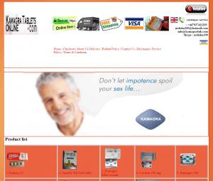 Home of Kamagra-tablets-online.com