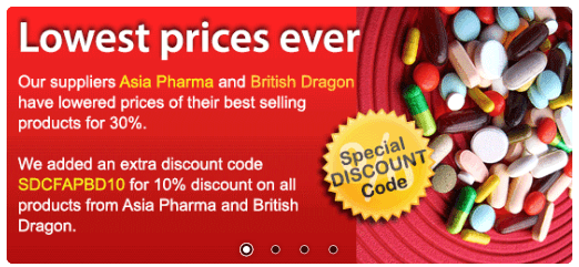 Coupon Codes are Using on Anabolic-pharma