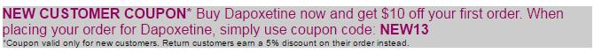 Discount Offer by Mensmedicines.com