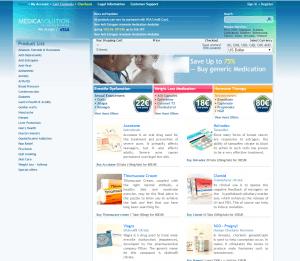 Medicasolution.com Home