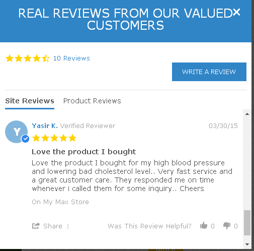 Mymaxstore Reviews