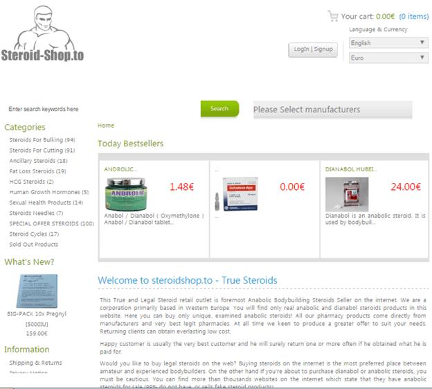 Steroids4u.eu Main Page