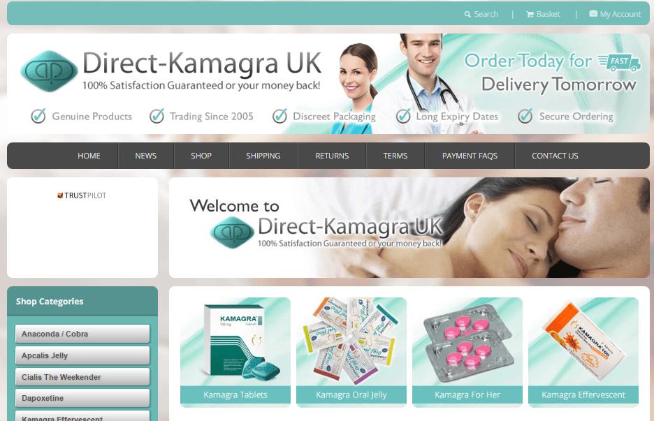 Direct-kamagra.eu Main Page