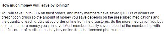 Easymedsdirect.com Discounts for Members
